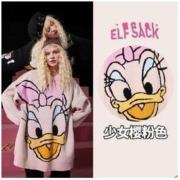 elf sack 妖精的口袋 AL2006A 女士宽松毛衣