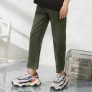 A21 F402116004 男士纯棉工装裤低至52元包邮