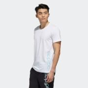 adidas 阿迪达斯 neo M W ALL CRE TEE男装运动短袖T恤 DW816379元包邮
