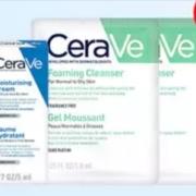 CeraVe 适乐肤 C乳5ml+啫喱1.5ml*2/保湿洁面1.5ml*3