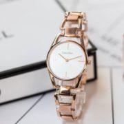 Calvin Klein 卡尔文·克莱恩  K7L23646 女士石英手表