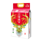 88VIP: 十月稻田 五常香米 5kg *2件 +凑单品57.97元包邮(合28.99元/件)