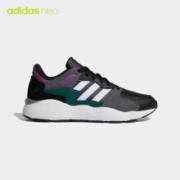 5日0点:adidas 阿迪达斯  neo CRAZYCHAOS 男鞋休闲运动鞋 FW5905