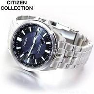 Citizen 西铁城 Citizen Collection系列 CB0011-69L 男士光动能五局电波手表