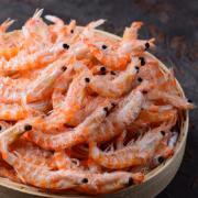 美丽海鲜小铺  南极磷虾  淡干虾皮 即食宝宝500g