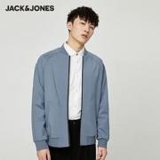 Jack Jones 杰克琼斯 220121597 男士拼接休闲棒球服179元包邮(需用券)