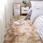 3号馆 北欧长毛绒地毯 40*120cm 多色可选