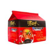 88VIP:统一汤达人 韩式辣牛肉面125g*5袋*10件
