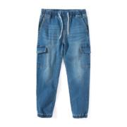 Semir 森马 19-059241105 男士工装牛仔裤低至39.99元/件
