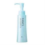 FANCL 芳珂 温和无刺激深层清洁毛孔卸妆液 120ml*3件