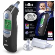 Prime会员!Braun博朗 婴幼儿耳温枪 IRT6520 耳温计  到手¥297.11¥270.37 比上一次爆料降低 ¥19.19