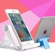 梦音  手机支架  手机平板通用  白色
