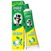 京东PLUS会员:DARLIE黑人 双重薄荷牙膏 225g *6件