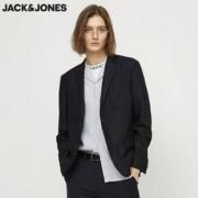 JACK JONES 杰克琼斯 220108505 男士西服外套159.9元包邮(需用券)