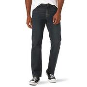 亚马逊销冠!美国百年牛仔品牌:Wrangler威格 Authentics男士经典直筒牛仔裤