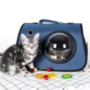 DOPOLO 德普乐 猫包 外出手提斜跨单肩太空舱 宠物狗背包