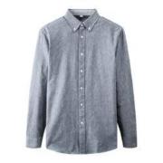 SEPTWOLVES 七匹狼 1D19505 男士长袖衬衫