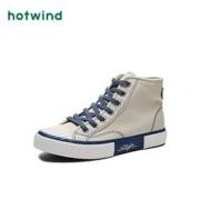 hotwind 热风 H14M0723 男士帆布鞋