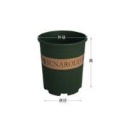 AIXY 塑料加仑盆 高款(0.5加仑3个装)