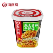海底捞  燕麦青椒 方便冲泡拌饭 1桶6.5元包邮