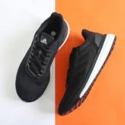 限尺码:Adidas阿迪达斯 女子 boost 缓震休闲 跑步鞋 CQ0020144元包邮(需用券)