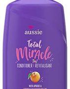 Aussie 袋鼠 7N1 杏子奇迹全效护发素 775ml*4瓶折后新低133.3元(下单立减32元)