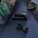 FIIL T1XS 真无线蓝牙无线运动耳机 苹果华为小米通用 钢琴黑