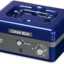 ASKA ASMIX 手提保险柜 - 适用于支票簿、金钱、珠宝、身份证、手枪感应器