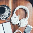 Audio-Technica 铁三角 ATH-M50X WH头戴式专业全封闭音乐HIFI耳机 白色