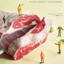 【绝世】原肉整切牛排黑椒10片