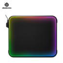 SteelSeries 赛睿 QcK Prism 赛博朋克2077合作外设品牌 全彩RGB电竞鼠标垫