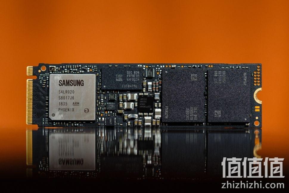 Samsung 970 EVO Plus 评测
