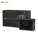 be quiet! 德商必酷 Dark Power Pro 12 1500W 全模组80PLUS钛金电源 十年质保