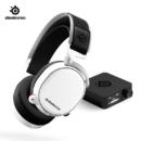 SteelSeries 赛睿 Arctis 寒冰Pro Wireless 白色 蓝牙/2.4G双无线 游戏耳机
