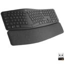 Logitech 罗技 ERGO K860 无线+蓝牙键盘