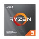 AMD 锐龙3 3300X (R3) 盒装CPU处理器