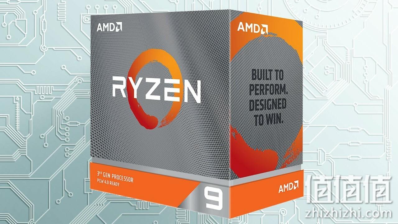 AMD锐龙9 5900X评测