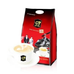 G7COFFEE 中原咖啡 三合一速溶咖啡 1200g 100条+5条