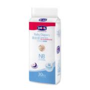 京东PLUS会员: Lelch 露安适 乐享甜睡纸尿裤 NB30 +凑单品