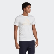 adidas 阿迪达斯 男装运动型格圆领短袖T恤 ED7256