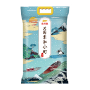 88VIP:金龙鱼 北国雾淞小町东北大米 10kg*2件+凑单品