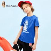 暇步士 童装短袖t恤  170cm68元(需用券)