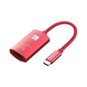 Gopala Type-C转HDMI高清线 母头款