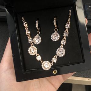 Givenchy 纪梵希 女款项链+耳环套装 2色