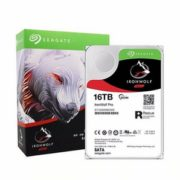 Seagate 希捷 IronWolf Pro 酷狼Pro系列 7200RPM 256MB SATA NAS机械硬盘16TB 到手约¥2892.54