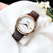 Tissot 天梭 Couturier库图系列 T035.207.26.031.00 女士机械腕表 到手¥1696.87