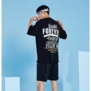 PEAK 匹克 F602601 男士运动T恤