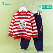 Disney 迪士尼 男童春款卫衣套装