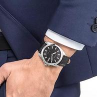 Citizen 西铁城 BM7108-14E 蓝宝石镜面 光动能男士腕表