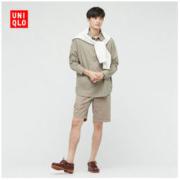 UNIQLO 优衣库 438128 男士衬衫99元包邮